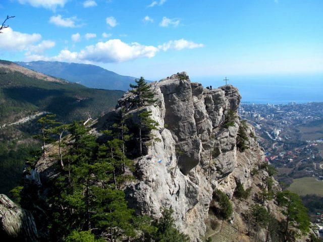 Поход Крым. Через горы к морю
