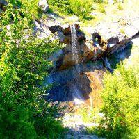 Водопад Панагии