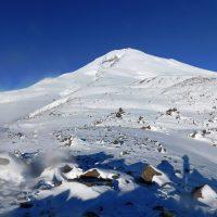 Эльбрус с востока