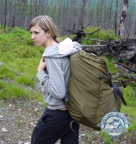 Советские рюкзаки очень прочные и неудобные