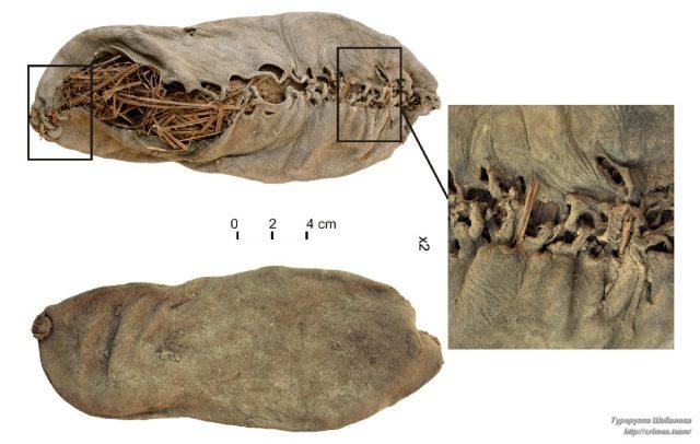 Обувь из пещеры Арени. Первые ботинки
