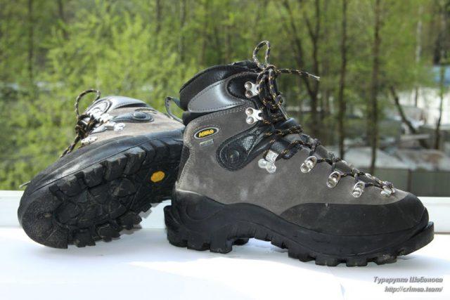 Asolo Granit или просто «Граниты». Одни из надёжнейших ботинок в классе зимних
