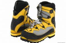 Выбор обуви для туризма и походов в горы