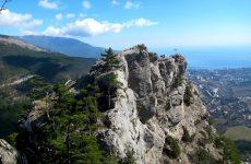 Поход «Крым. Через горы к морю»