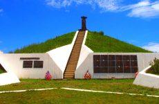 Курган Славы на Долгоруковской яйле